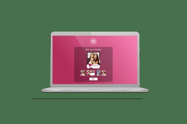 photobooth virtuel
